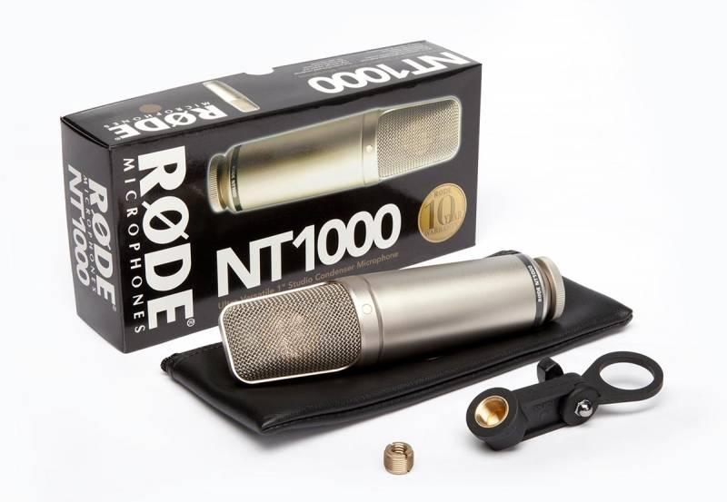 Купить -  RODE NT1000