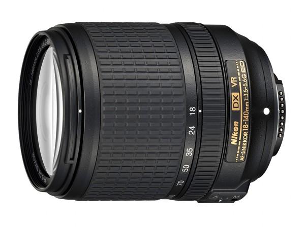 Купить -  Nikon AF-S DX NIKKOR 18-140mm f/3.5-5.6G ED VR