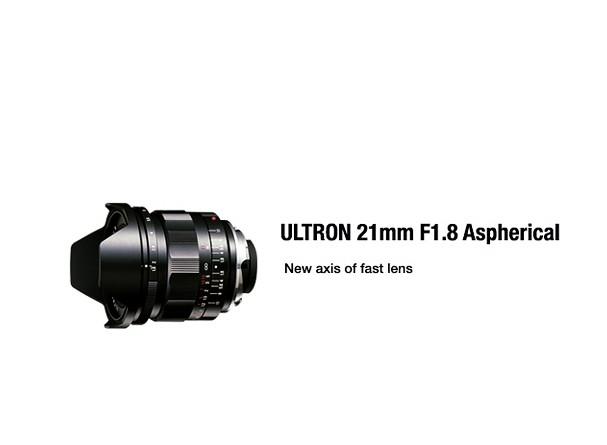 Купить -  Voigtlander Ultron 21 mm F1,8 Aspherical VM - объектив с байонетом M