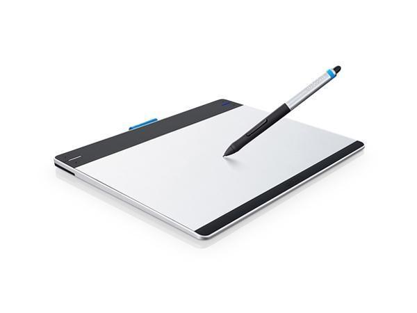 Купить -  Wacom Intuos Pen&Touch M, RU & PL (CTH-680S-RUPL)