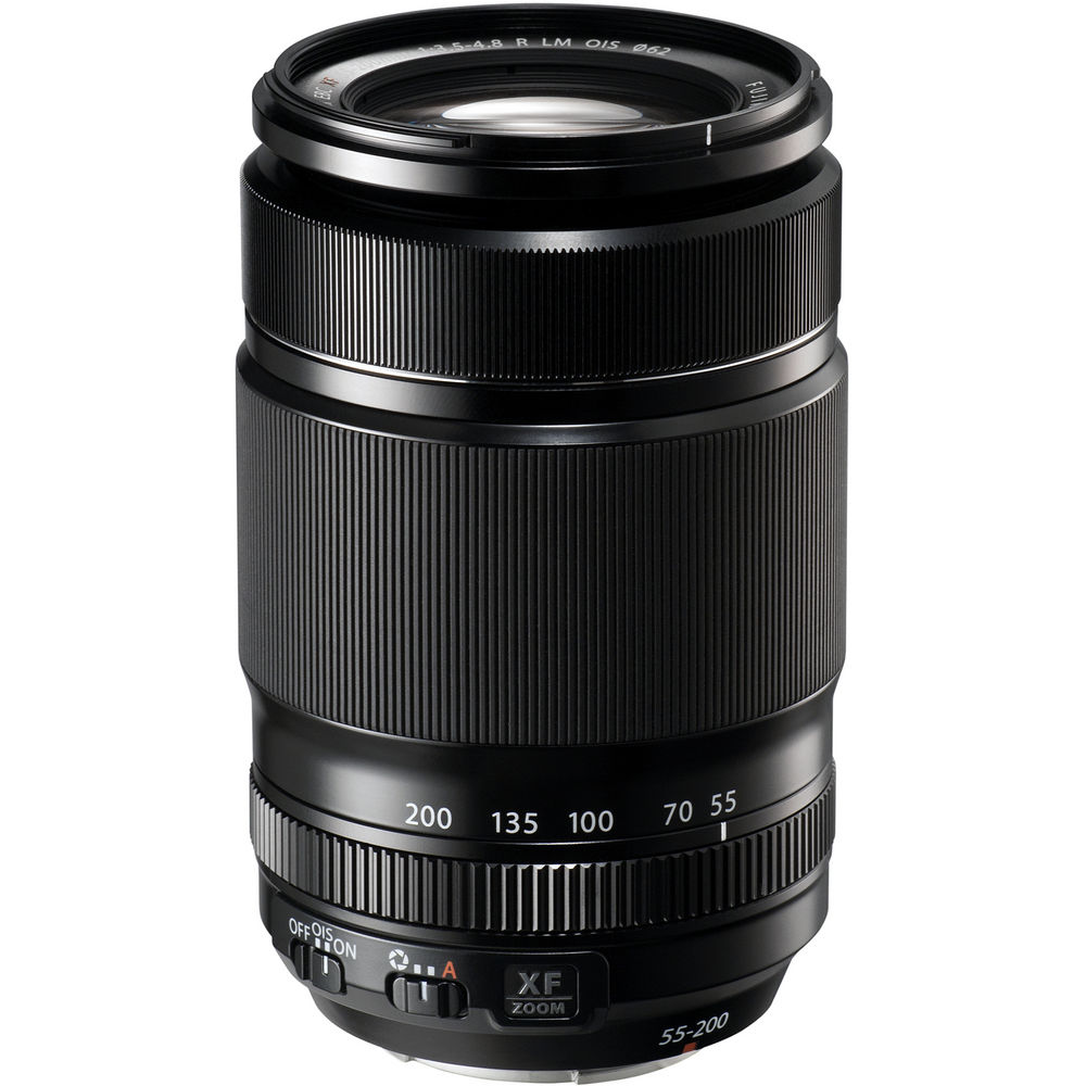 Купить - Fujifilm Fujifilm XF 55-200mm F3.5-4.8 R LM OIS