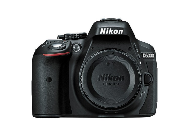 Купить - Nikon Nikon D5300 Body (VBA370AE)