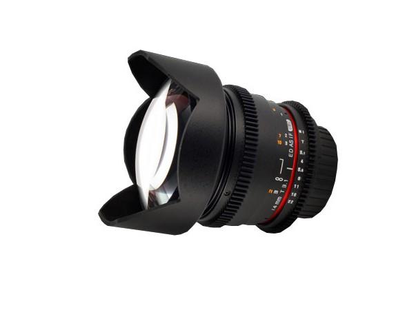 Купить -  Samyang 14mm T3.1 ED AS IF UMC VDSLR Canon EF