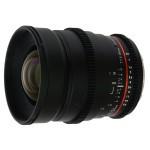 Фото -  Samyang 24mm T1.5 ED AS UMC VDSLR Nikon F