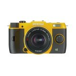 Фото -  PENTAX Q7+ объектив 5-15mm kit Yellow (Официальная гарантия)