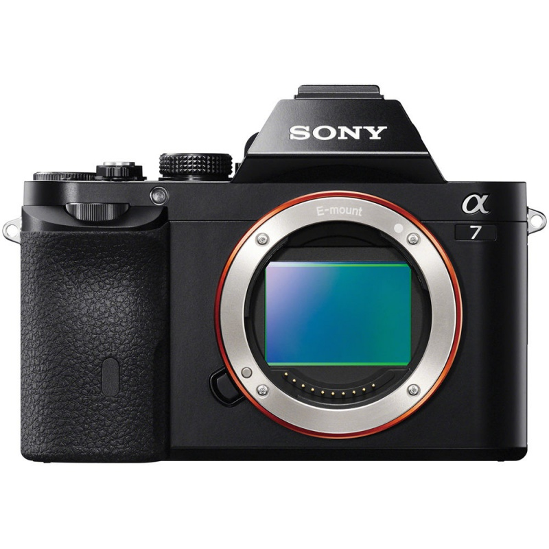 Купить - Sony Sony Alpha 7 body black (ILCE7B.RU2)