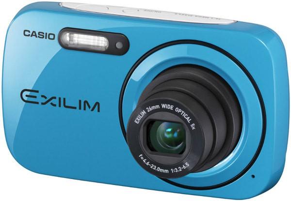 Купить -  Casio Exilim EX-N1 Blue