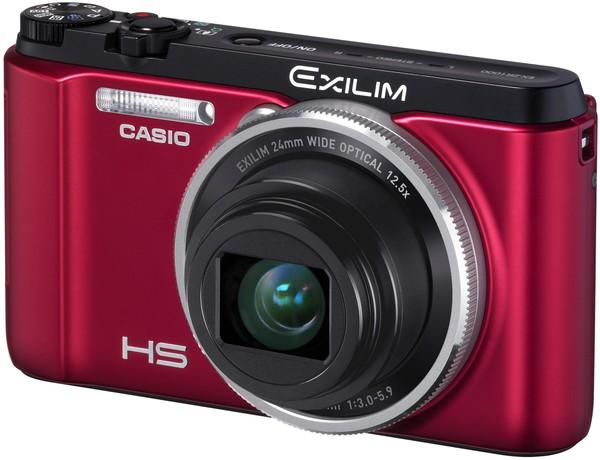 Купить -  Casio Exilim EX-ZR1000 Red