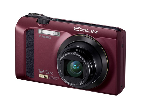 Купить -  Casio Exilim EX-ZR300 Red