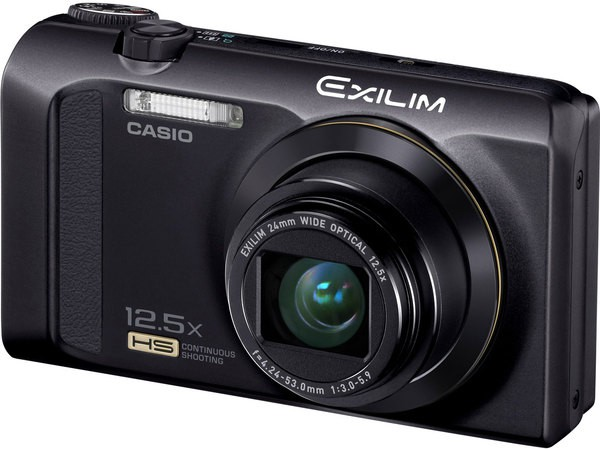 Купить -  Casio Exilim EX-ZR300 Black