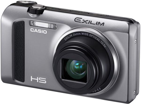 Купить -  Casio Exilim EX-ZR400 Silver