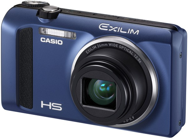 Купить -  Casio Exilim EX-ZR400 Blue