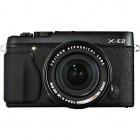 Фото Fujifilm Fujifilm X-E2 + 18-55mm F2.8-4.0 Kit Black