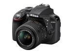 Фото - Nikon Nikon D3300 (Black) + объектив 18-55mm f/3.5-5.6G VR II (Kit) Официальная гарантия!