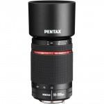 Фото Pentax Объектив HD PENTAX DA 55-300mm f/4-5.8 ED PLM WR RE (S0021277)