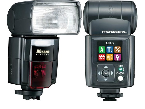 Купить -  Nissin Di866 Mark II for Sony+ рюкзак Tamrac
