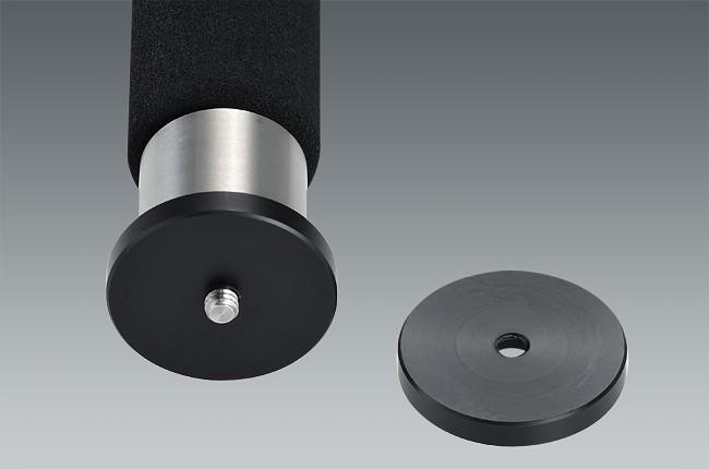 Купить -  Прокладка адаптер NOVOFLEX Monopod plate ( QP MONO )