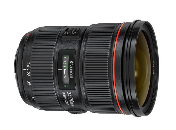 Купить -  Canon EF 24-70mm f/2.8L II USM (Официальная гарантия)