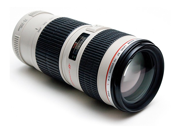 Купить - Canon Canon EF 70-200mm f/4.0L USM + Ваучер в Irista 50GB