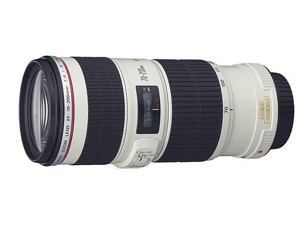 Купить - Canon Canon EF 70-200mm f/4L IS USM + Ваучер в Irista 50GB