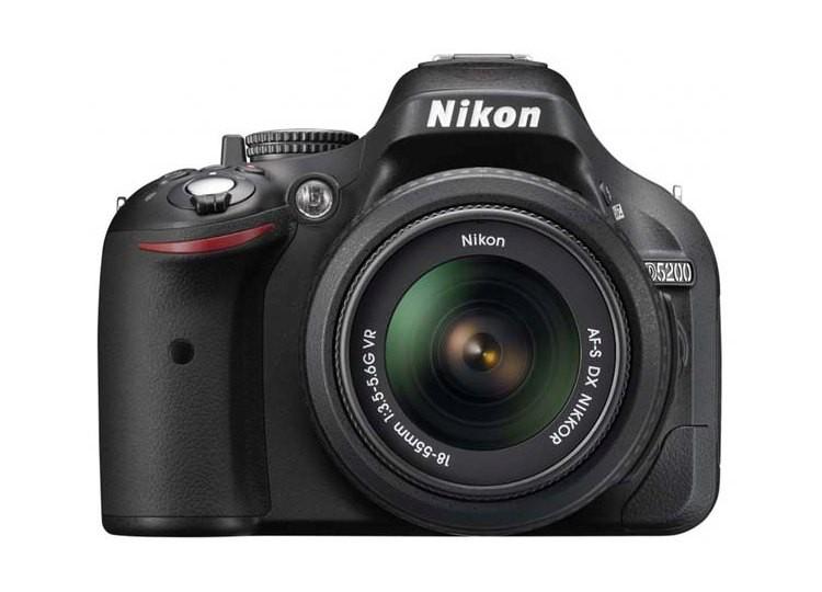 Купить - Nikon Nikon D5300 + объектив 18-55mm F/3.5-5.6G VR II (Kit) Официальная гарантия!