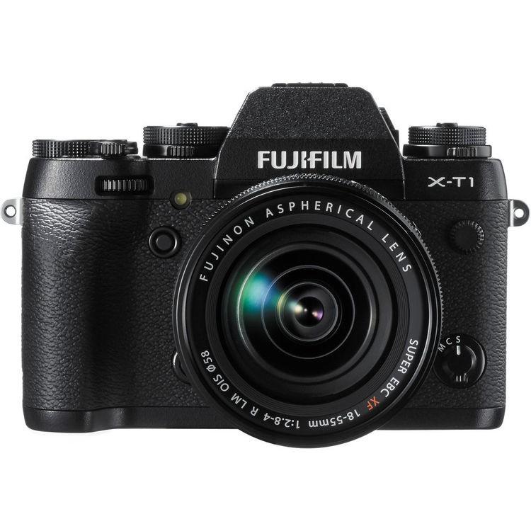 Купить - Fujifilm Fujifilm X-T1 18-55mm Kit
