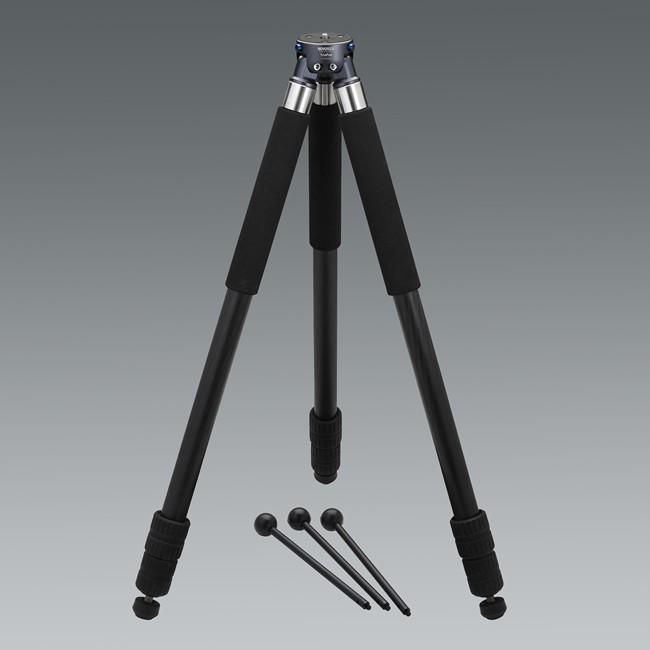 Купить -  Штатив NOVOFLEX TrioPod C2830 Карбоновый 7X, 3 секции, мини ноги и чехол в комплекте ( TRIOC2830 )