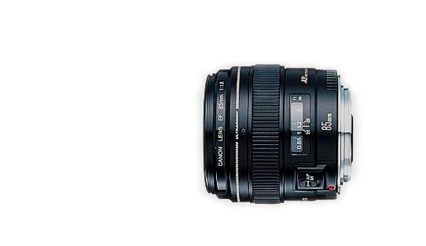 Купить - Canon Canon EF 85mm f/1.8 USM (Официальная гарантия) + Ваучер в Irista 50GB