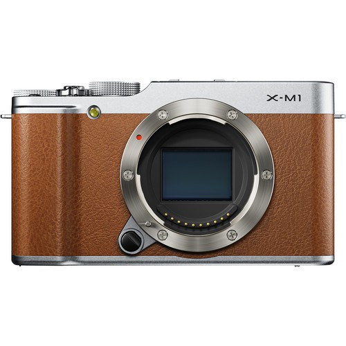 Купить - Fujifilm Fujifilm X-M1 (Brown) (Body)
