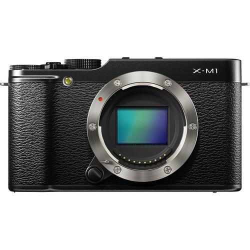 Купить - Fujifilm Fujifilm X-M1 body Black