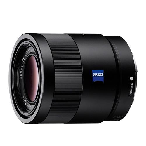 Купить - Sony Sony 55mm f/1.8 ZEISS  для камер NEX FF (SEL55F18Z.AE)