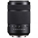 Фото Sony Sony 55-300mm f/4.5-5.6 DT SAM DSLRA100 (SAL55300.AE)