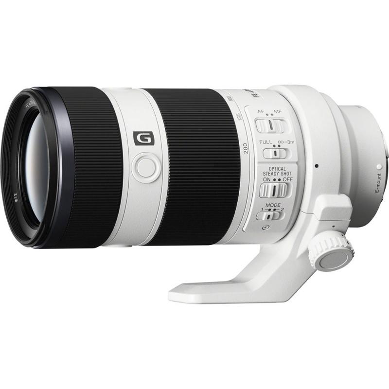 Купить - Sony Sony 70-200mm f/4.0 G для камер NEX FF (SEL70200G.AE)