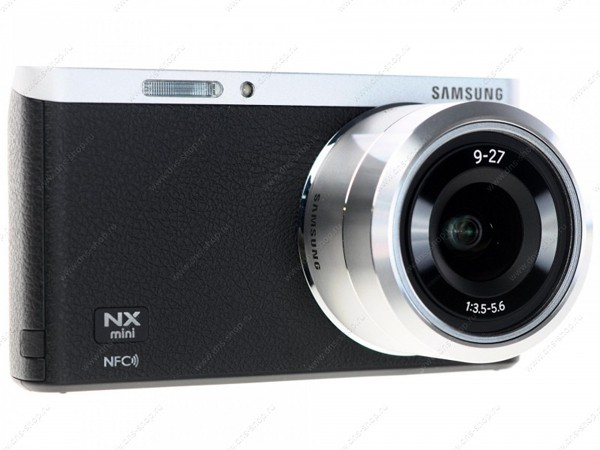 Купить -  Samsung NX Mini 9-27mm Kit Black