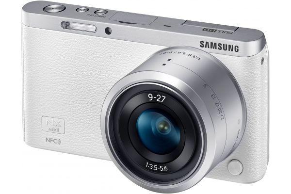 Купить -  Samsung NX Mini 9-27mm Kit White