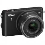 Фото - Nikon Nikon 1 S2 kit (11-27.5mm) Black - В подарок карта памяти 16 Gb !!!