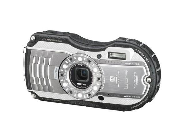 Купить -   Pentax RICOH WG-4 White-Silver (Официальная гарантия)