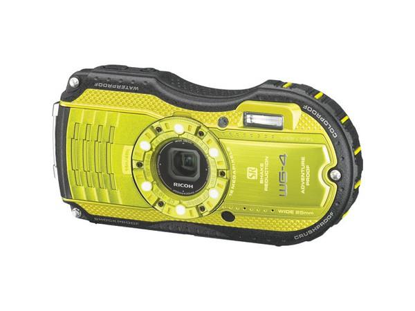 Купить -   Pentax RICOH WG-4 Yellow (Официальная гарантия)