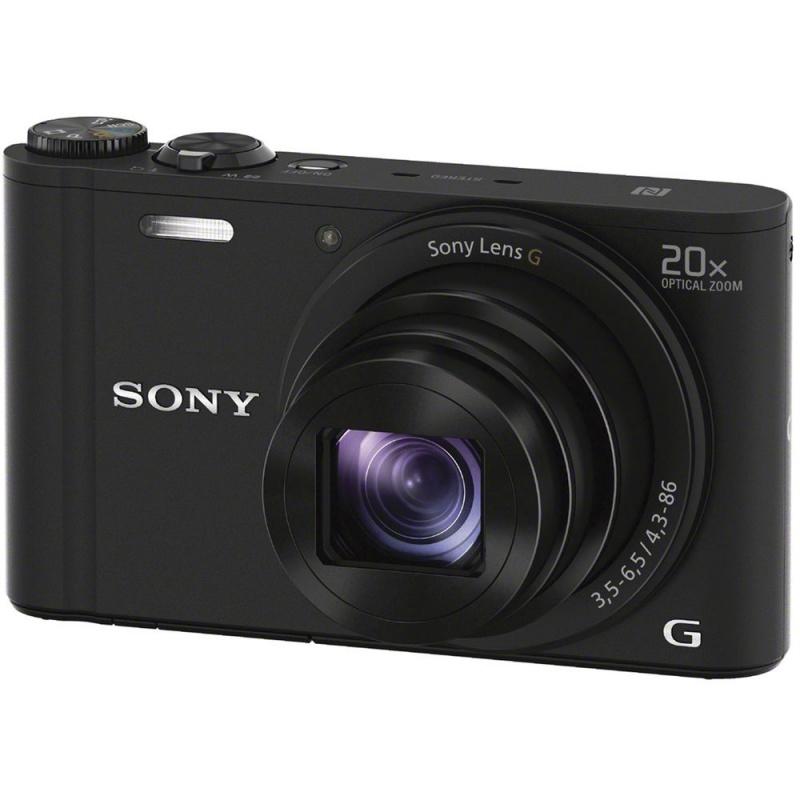 Купить - Sony Sony DSC-WX350 (DSCWX350B.RU3)
