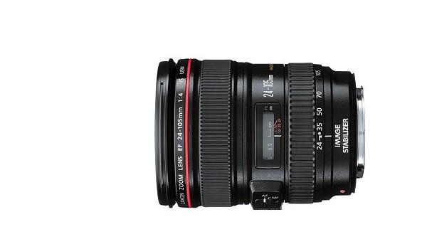 Купить -  Canon EF 24-105mm f/4 L IS USM