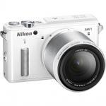 Фото - Nikon Nikon 1 AW1 + AW 11-27.5mm White - Подарочный сертификат на 1000 гривен !!!