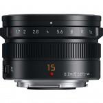 Фото Panasonic Panasonic Micro 4/3 Lens 15mm F1.7 (H-X015E-K)