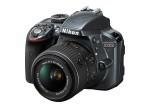Фото - Nikon Nikon D3300 (Grey) + объектив 18-55mm f/3.5-5.6G VR II (Kit) Официальная гарантия!