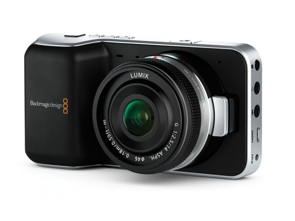 Купить -  Blackmagic Pocket Cinema Camera