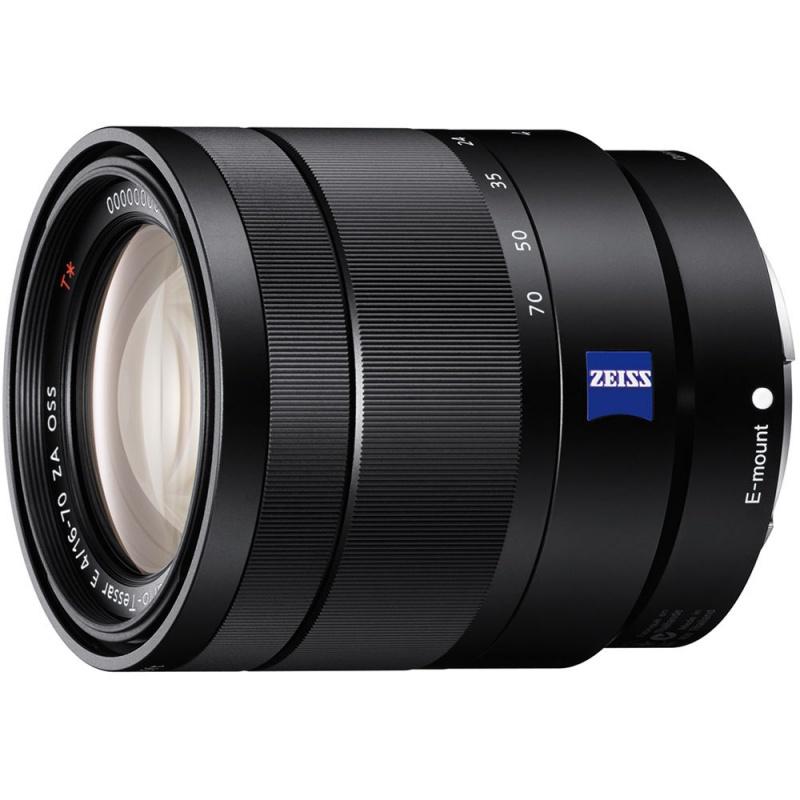 Купить - Sony Sony 16-70mm f/4 OSS ZEISS для камер NEX (SEL1670Z.AE)