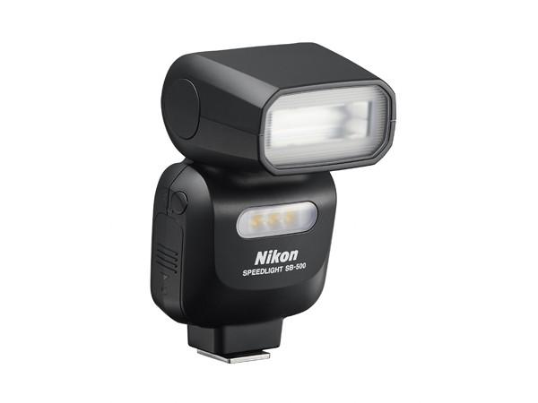 Купить -  Nikon Speedlight SB-500