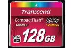 Фото -  Карта памяти Transcend CF 128GB(800X)(TS128GCF800)