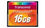 Фото -  Карта памяти Transcend CF 16GB(133X)(TS16GCF133)