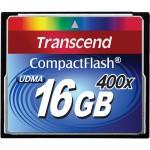 Фото -  Карта памяти Transcend CF 16GB(400X)(TS16GCF400)