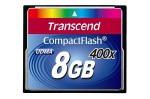 Фото -  Карта памяти Transcend CF 8GB (400X) (TS8GCF400)
